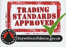 TRADING STANDARDS APPROVED REMOVALS EXETER