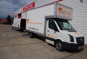 Moving to Exeter with van Man Removals, Moving Exeter