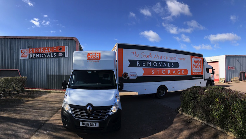 office removals exeter