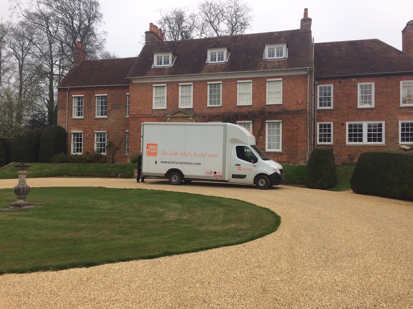 Sidmouth Removal Company from Van Man Removals and Storage Ltd