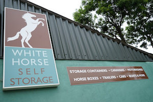 white horse storage exeter